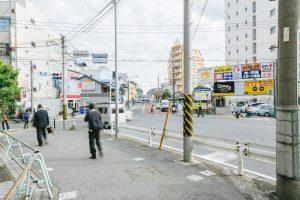 駅前イメージ