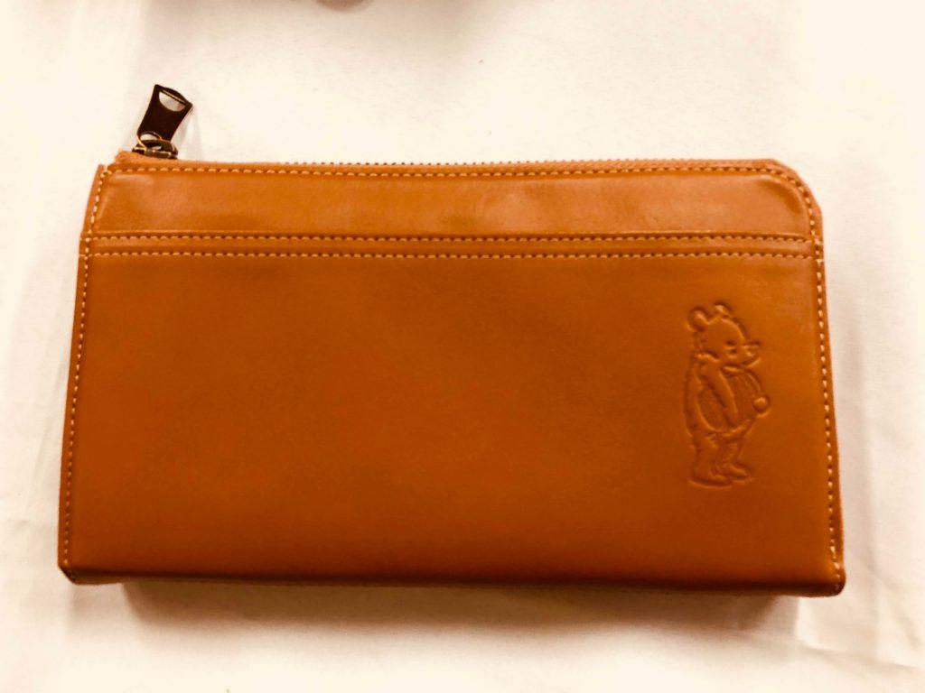 プーさん長財布